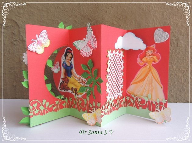 Pop Up cards 3