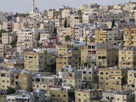 Dealurile din Amman