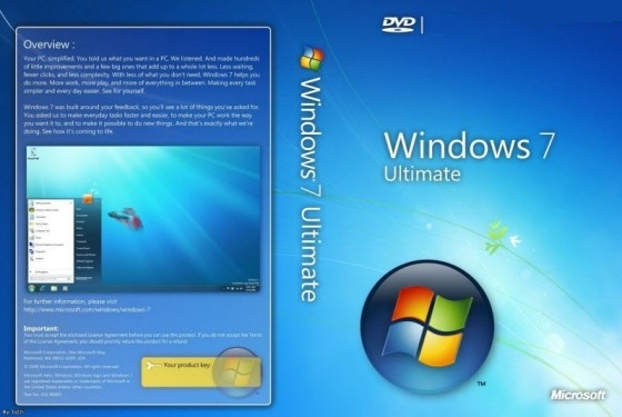 Windows 7 Msdn Full