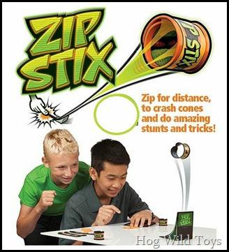 ZipStix Cover