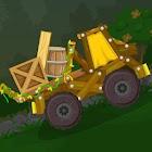 Big truck – Transport truck icon