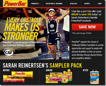PowerBar Sale