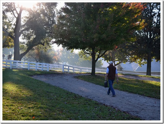 Keeneland Fall 2013 | Photo Lisa Porter