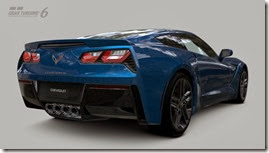 Chevrolet Corvette Stingray (C7) '14 (3)