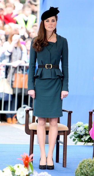 Kate Middleton Queen Diamond Jubilee Tour