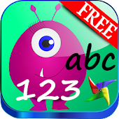 Kindergarten Learning ABC Free
