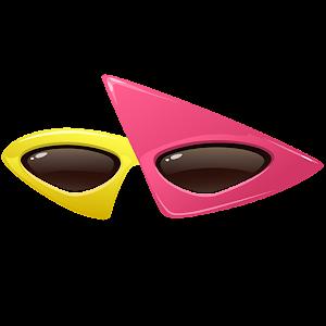 Aviary Stickers: Glasses 程式庫與試用程式 App LOGO-硬是要APP