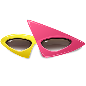 Aviary Stickers: Glasses 程式庫與試用程式 App LOGO-APP試玩