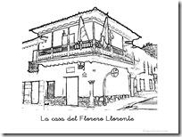 Casa Florero de llorente 3 1