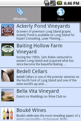 Long Island Wine Country - screenshot
