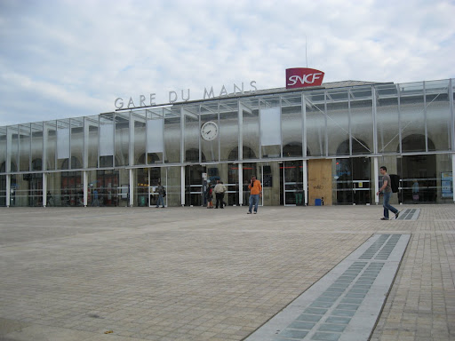 Gare Du Mans (Le Man train station)