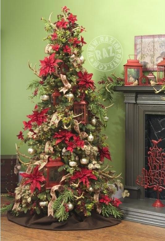 How Do You Put Ribbon On A Christmas Tree