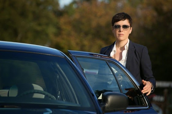 Olivia Williams in Sabotage