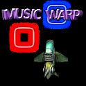 Music Warp logo