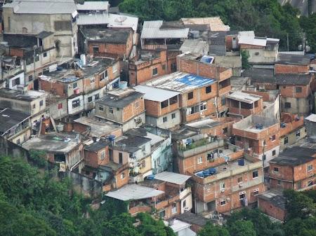 Favelas din Rio de Janeiro
