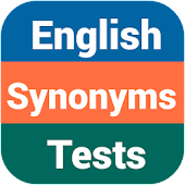 English Synonyms Tests