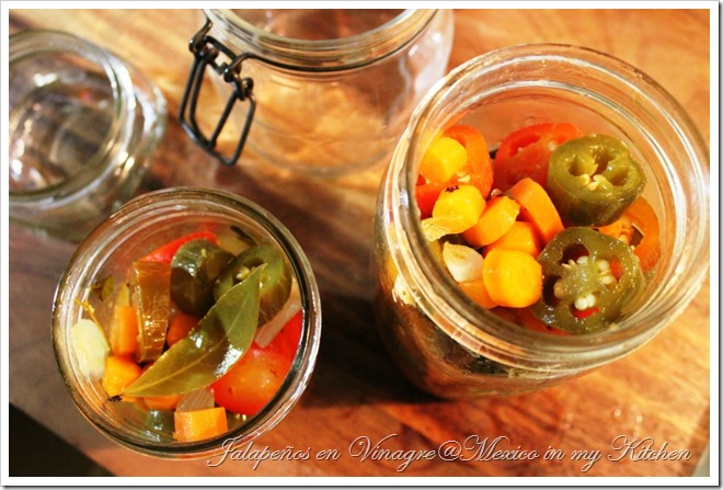 Homemade Pickled Jalapeños | Visit our site to check out the full recipe.