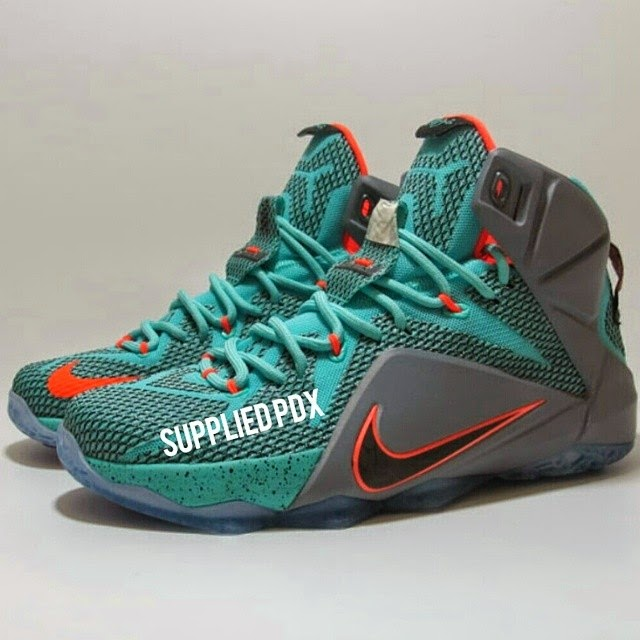 new product 6c242 0732d The Twelve Get to Know the Nike LeBron 12 From Every Angle ...