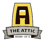 Logo for The Attic