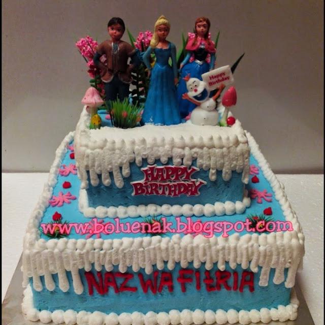 Toko Kue Bolu Enak Kue Ulang Tahun Frozen