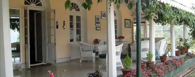 Glenburn Tea Estate In Darjeeling India