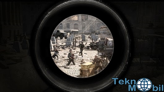 Sniper Elite v2 Full İndir Türkçe