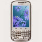 Samsung Galaxy Chat White