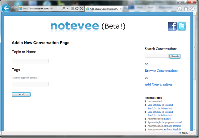 notevee.com
