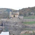 La Loire en amont du château de la roche photo #892