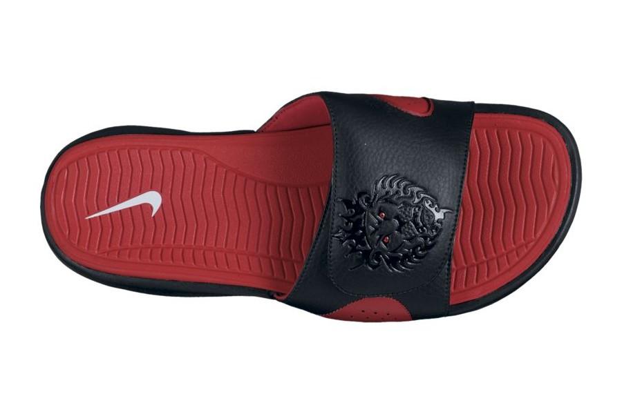 25baff3e965828 Nike Air Lebron Slide Men s Sandals Available For Order!