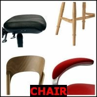 CHAIR- Whats The Word Answers