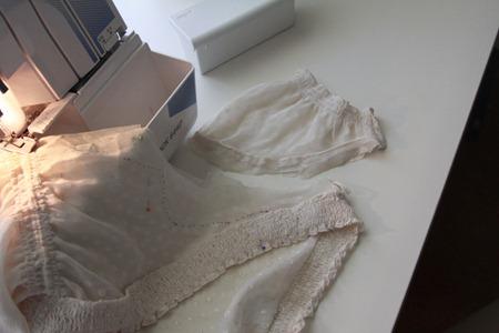 Top to Dress Refashion (27)