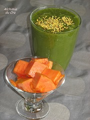 PtDej Papaye Smoothie