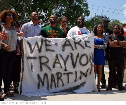 'Trayvon Martin Rally Sit-In - Sanford' photo (c) 2012, Werth Media - license: http://creativecommons.org/licenses/by-sa/2.0/