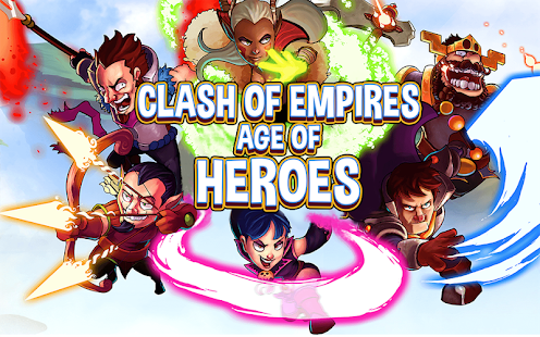 Clash Of Empires:Age of Heroes