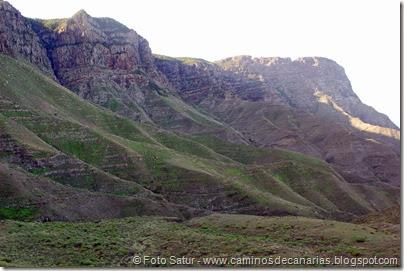 7262 Puerto Las Nieves-Barranco Oscuro(Riscos Tamadaba)