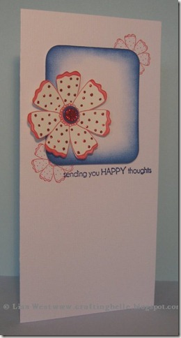 Red White Blue Flower Card (2)