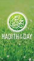 Screenshot of Hadith of the Day