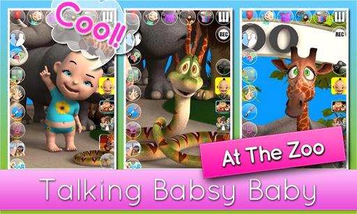 Talking Babsy Baby: Zoo Deluxe