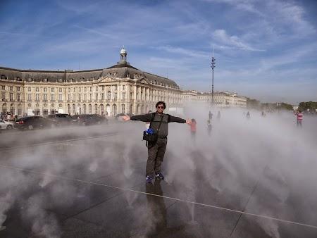 Obiective turistice Bordeaux: Invaluit in ceata