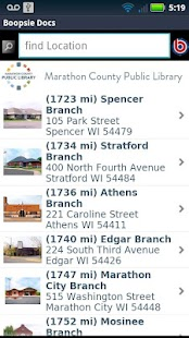 Marathon County Public Library- screenshot thumbnail
