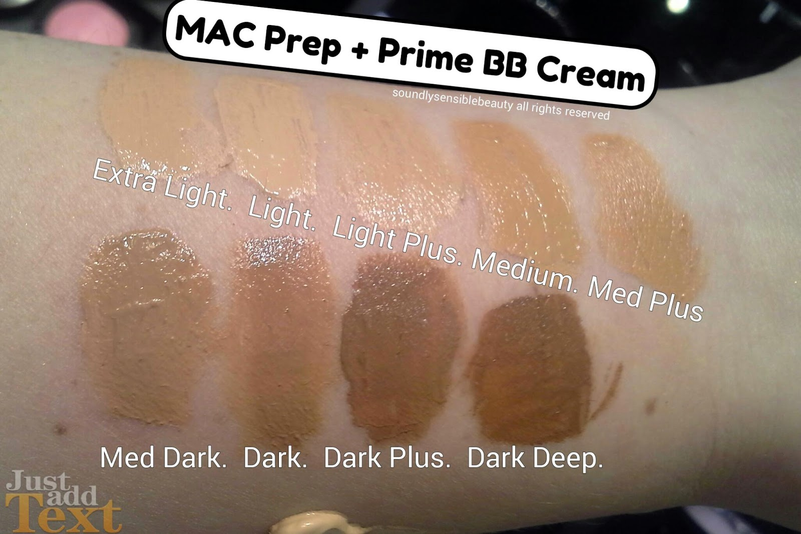 Prep + Prime BB Beauty Balm by MAC #5