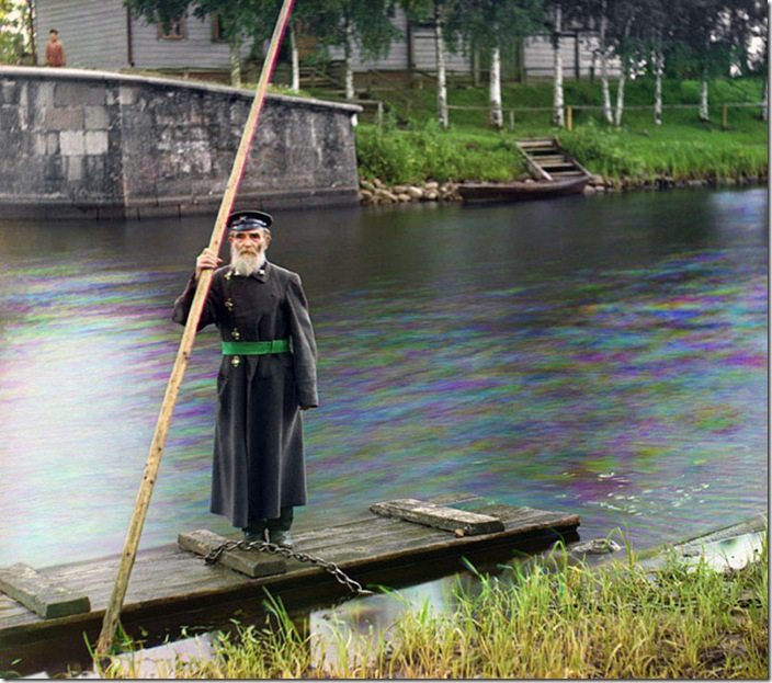 Pinkhus-Karlinskii.-.-.-Supervisor-of-Chernigov-Floodgate-1909