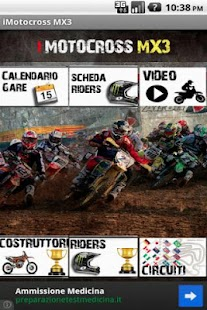 Motocross MX3 - screenshot thumbnail