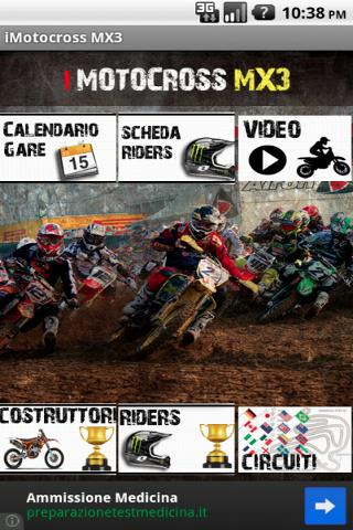 Motocross MX3 - screenshot