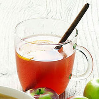Winter Glow Mulled Cider