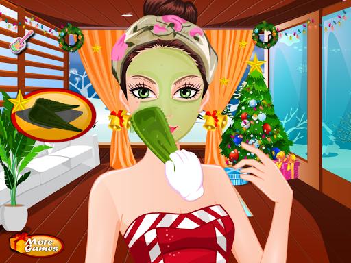 美容spa聖誕節遊戲