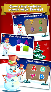 Frosty's Playtime Kids Games - screenshot thumbnail