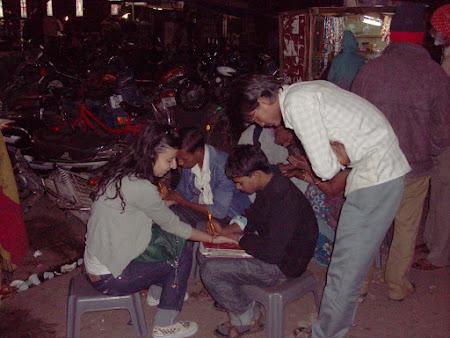 Arta India: henna
