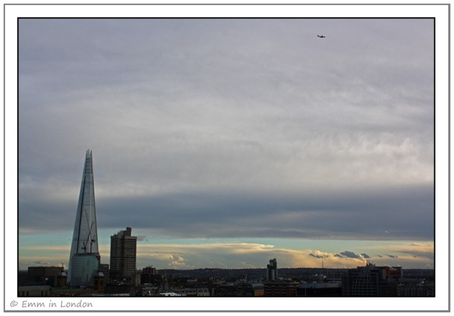 The Shard from One New Change